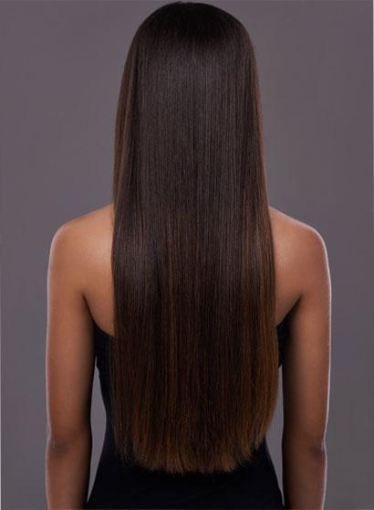 Prendre soin de mes cheveux défrisés