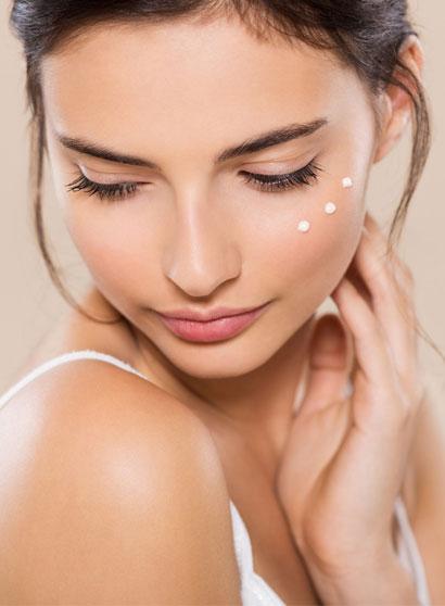 Prendre soin de ma peau sensible