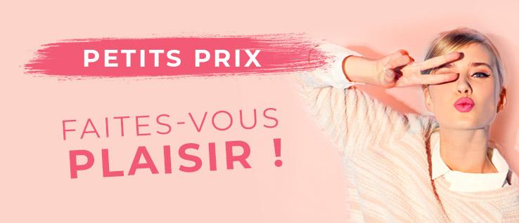 Catégorie bloc listing - Petits Prix