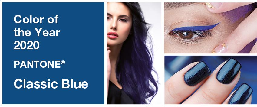 pantone 2020 couleur classic blue