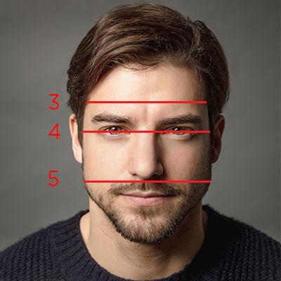 calcul visage barbe 2