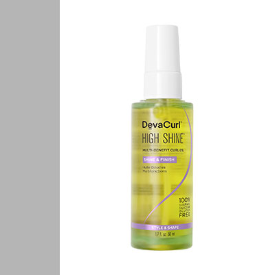 high shine huile multifonctions devacurl