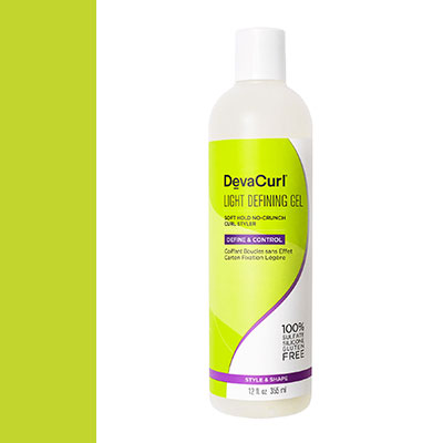 light defining gel devacurl