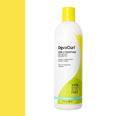 one condition delight Deva Curl