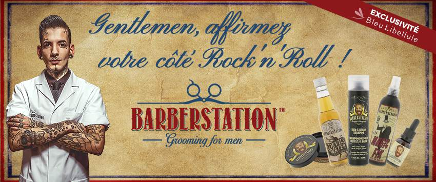 HP bloc promo 2/3 - Barberstation