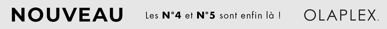 Catégorie barre horizontale - Olaplex N°4 et N°5