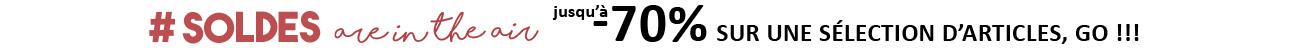 HP header - Soldes - 2ème démarque - Toutes