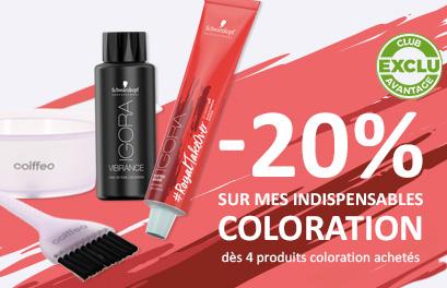 Bloc Promo page promo - -20% coloration - Particuliers