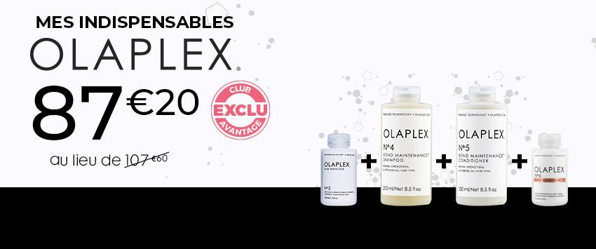 Bloc HP promo 2/3 - Olaplex routine 6  - Particuliers