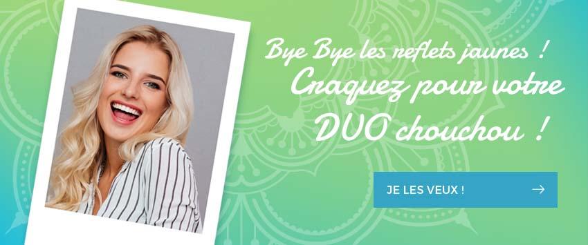HP Bloc promo  2/3 - Duos Blonds