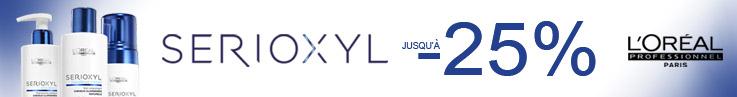 Serioxyl   L'Oréal Professionnel   -25% promo - Catégorie barre horizontale