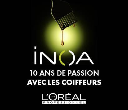 Bloc HP promo 2/3 - L'Oréal INOA - Particuliers