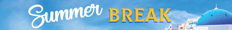 Catégorie barre Horizontale - Summer Break - Toutes