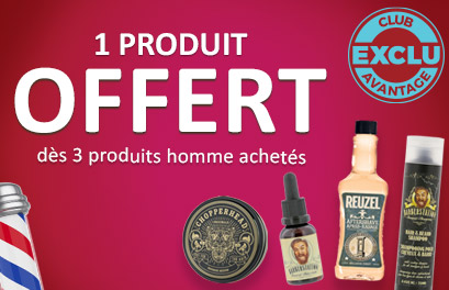 Bloc Promo page promo - OPBarber - Particuliers