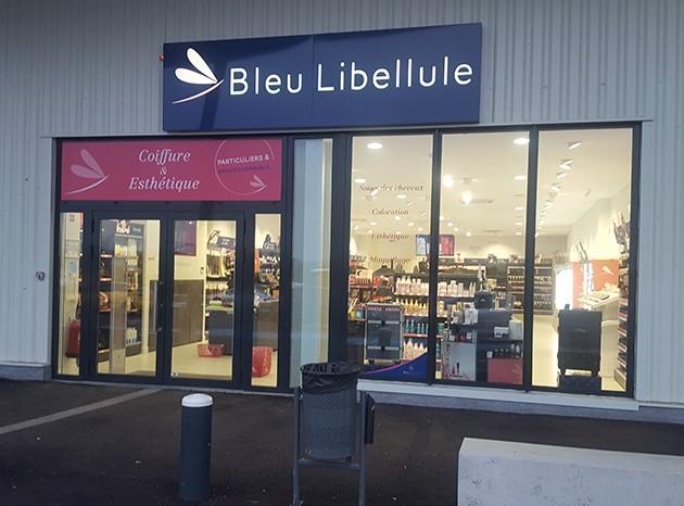 Bleu Libellule L Isle D Abeau Magasins