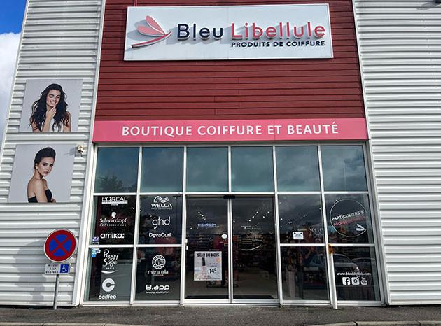 Bleu Libellule Andrézieux-Bouthéon