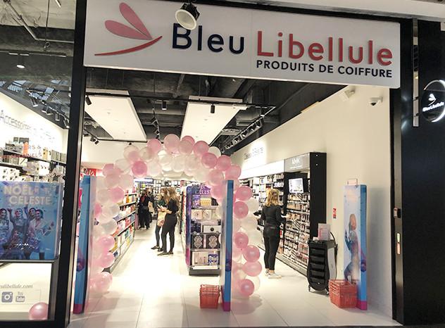 Bleu Libellule Lyon