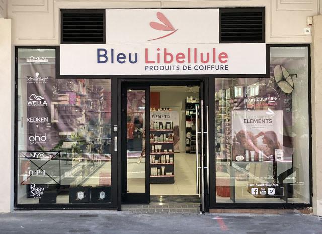 Bleu Libellule Montigny Le Bretonneux