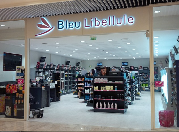Bleu Libellule Aulnay-sous-Bois