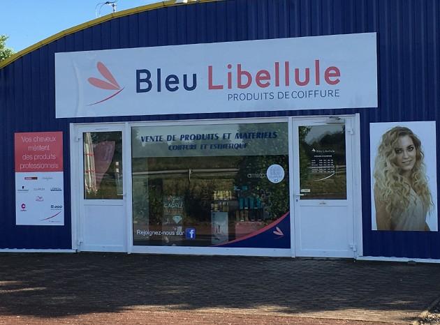 Bleu Libellule Vitry en Charollais