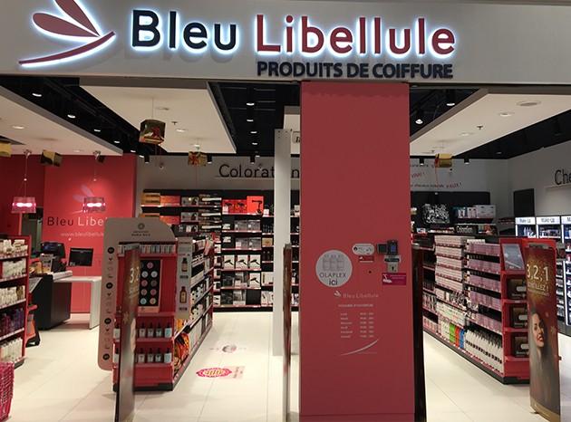 Bleu Libellule Lanester