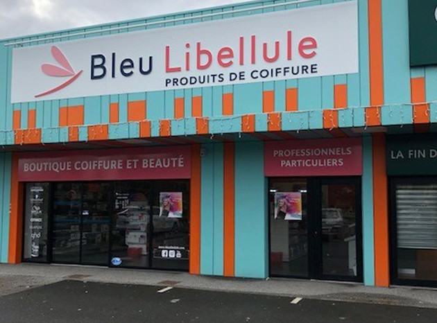 Bleu Libellule Saint Géréon