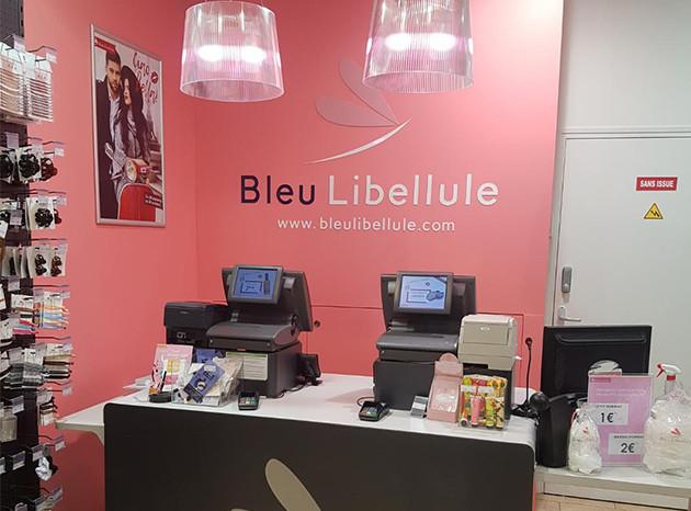 Bleu Libellule Evry 2