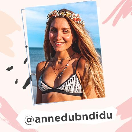 ROUTINE ET COUPS DE CŒUR D'ANNE DUBNDIDU