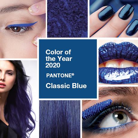 CLASSIC BLUE : INSPIRATIONS POUR ADOPTER LA COULEUR PANTONE 2020