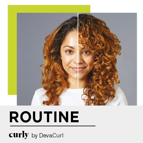 ROUTINE CURLY BY DEVACURL
