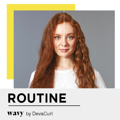 ROUTINE WAVY BY DEVACURL