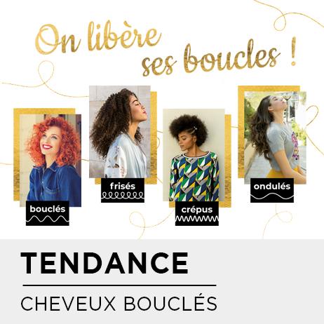 TENDANCE BOUCLES : ON LIBÈRE SES BOUCLES !