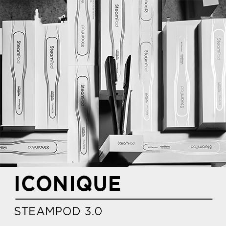 STEAMPOD 3.0 : LISSEUR VAPEUR PROFESSIONNEL NOUVELLE GÉNÉRATION