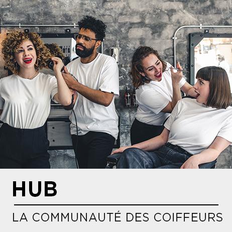 HUB : La communauté des coiffeurs