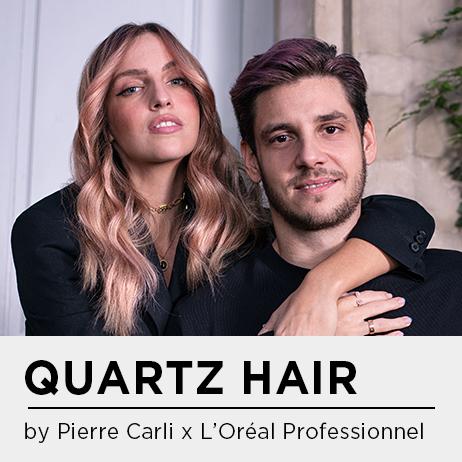 QUARTZ HAIR