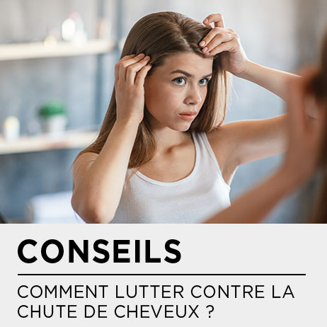 Comment lutter contre la perte de cheveux chez la femme?